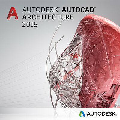 AUTODESK |AutoCAD Architecture 2018 |3 Years license|Win|FAST DELIVERY ✔SALES