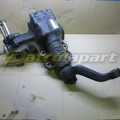 Nissan Patrol GU Power Steering Box   ** excellent used condition **