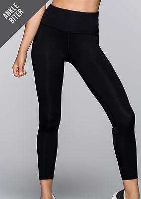 NEW Womens Lorna Jane Activewear   Zip & Go Ankle Biter Tight