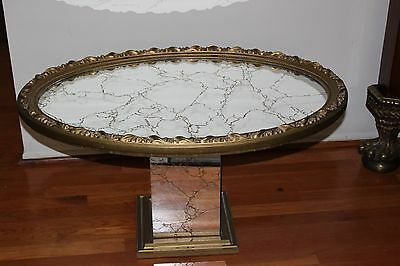 Antique Coffee Table Gilt Gold
