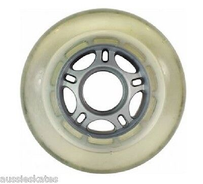 Rollerblade Inline Skates Roller Blade Scooter Wheels Dominion 80mm Set of 4 78A