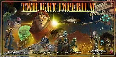 Twilight Imperium - Fantasy Flight Games - 3rd Edition - Brand New - Sealed
