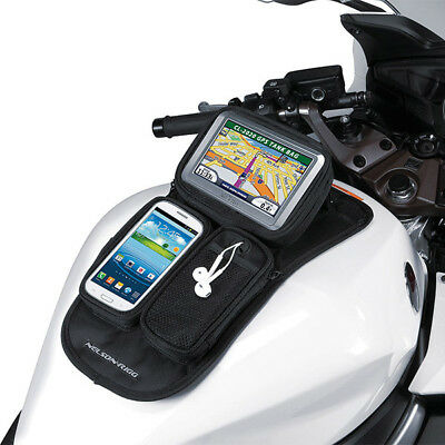 Nelson Rigg NEW CL-GPS Journey Mate Magnetic GPS Motorcycle Road Bike Tank Bag