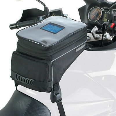 Nelson Rigg NEW CL-1050 Adventure Strap Mount Motorcycle Touring Road Tank Bag
