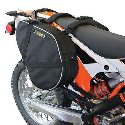 Nelson Rigg NEW RG-020 Dual-Sport Off Road Enduro Motorcycle Touring Saddlebags