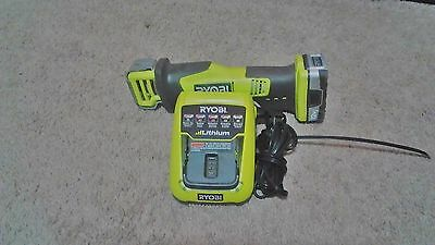 Ryobi 12 volt cr120l all purpose saw includes charger and battery good condition
