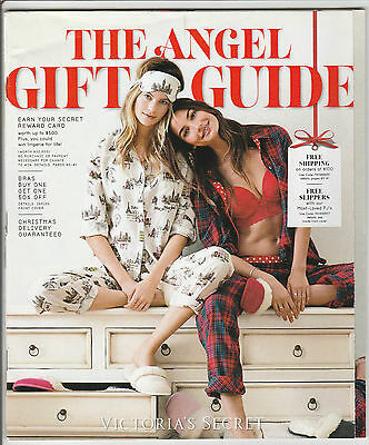 Victoria's Secret Pink Catalogs Holiday Gift Book 2014 VOL. 1 (No Black Outs)