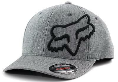 FOX Clouded Flex Fit Hat Motocross Cap From FOX MX Baseball Cap Assorted Colours