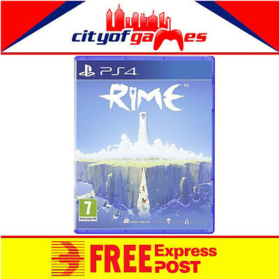Rime Game PS4 New Free Express Post In Stock