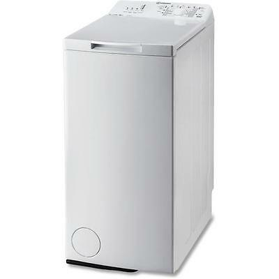 INDESIT ITWA5851W FR - Lave-linge top - 5kg - 800 tours - A+