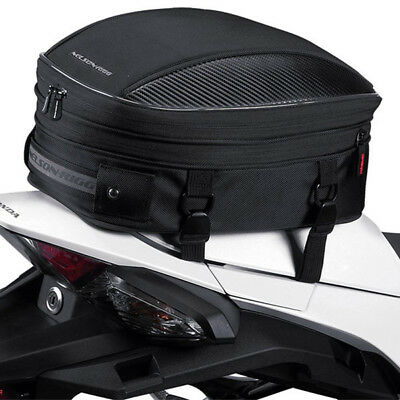 Nelson Rigg NEW CL-1060-S Sport Motorcycle Road Bike Street Bike Tail Seat Bag