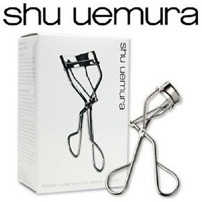 NEW Shu Uemura Eyelash Curler With replacement rubber 1 piece f/s