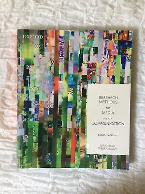 Research Methods for Media and Communication by Niranjala Weerakkody...