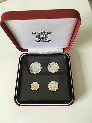 1995 Maundy Money Set, Queen Elizabeth,