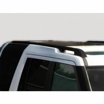 Land Rover Discovery 3 & 4 Full Length Roof Rail Kit - Black Finish, VPLAR0074