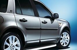 Genuine Land Rover - Freelander 2 : Body Side Mouldings - LR002791