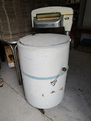 Vintage Retro Pope Washing Machine, Not Working,Display,  Pick/Up Frankston Vic.
