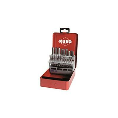 Ruko Hand Tap Set 1 and 2 in Steel Case