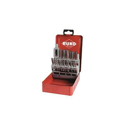 Ruko Hand Tap Set 3 and 4 in Steel Case