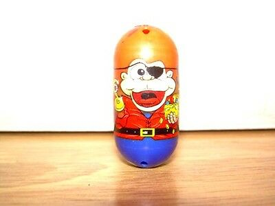 Mighty Beanz #93 Pirate Monkey Bean Collectable RARE