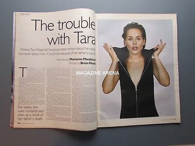 Tara Fitzgerald The Trouble With  /  Magazine Ref Nad