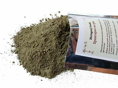 Binging  Powder - Eclipta Alba - for Hair Treatment - Growth & Strengthens 100 g