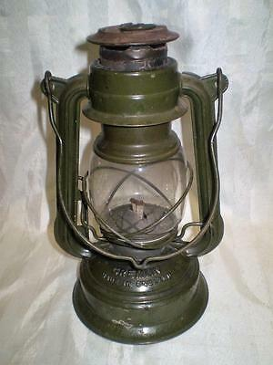 GREMLIN Paraffin Lantern Light Military Dated 1955 With Crows Foot Working