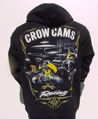Crow Cams Official Hoodie