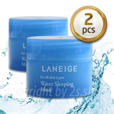 [LANEIGE] Water Sleeping Mask Pack 15ml X 2 pcs Moisturizing