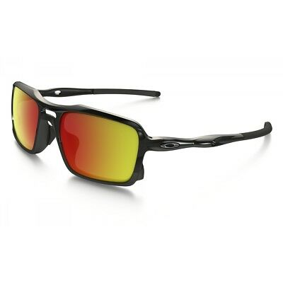 Lunettes De Soleil Oakley Triggerman Polished Black/ruby Iridium