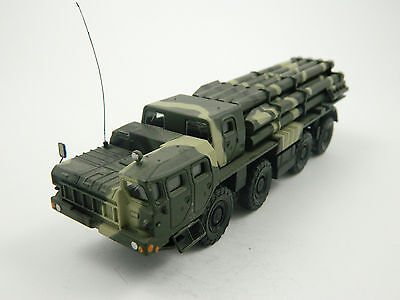 RSZO Smerch, Russia, Conversion, Hand painted 1:72nd scale diecast Tank Fabbri