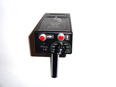 LR-Frequence  Long-Range Detector  KH-42 ( Gold-silver diamond, void and adher )