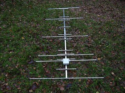 "16 el dual band YAGI  for 2m and 70cm (144-146 and 430-440 MHz) Socket - ""N"""