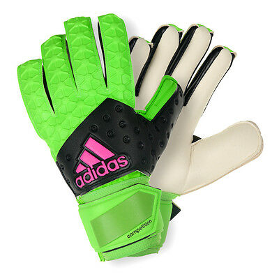 adidas Ace Competition Goalkeeper Gloves Soccer Keeper Negative Cut