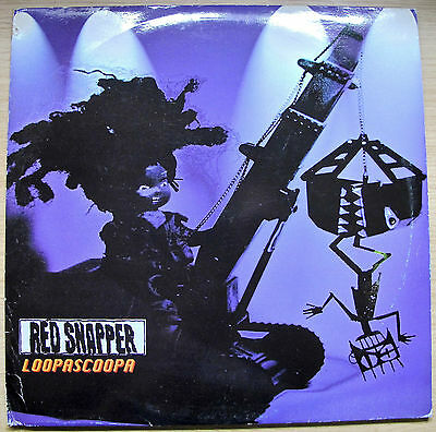 "Red Snapper ‎– Loopascoopa (2 x12"",Vinyl)"