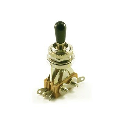 WD Music 3 way toggle switch for 3 pickup guitars