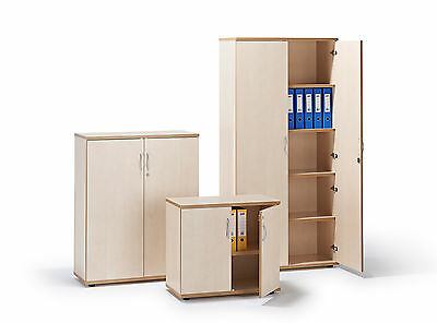 Maple Office Cupboards