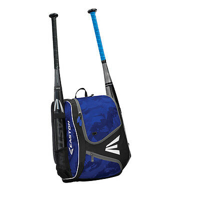 Easton E110YBP Youth Utility Team Backpack Royal And Black A159021