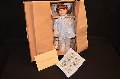""""""" Yesterday's Child"""" Doll Collection """"'Chelsea"""" The Boyd's Coll. Porcelain Doll"""