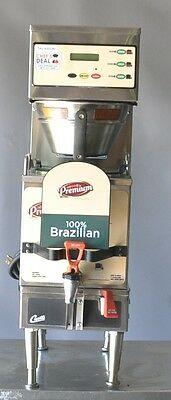 Used Curtis GEMSS63A1005 Single 1.5 Gallon Coffee Brewer, Excellent, Free Shippi