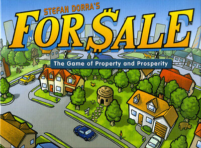 For Sale Travel Edition - SEALED - NEW - Board Card Game