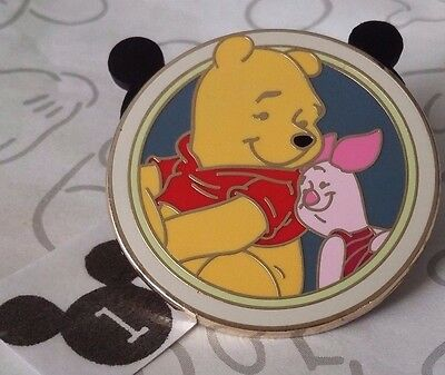 Winnie the Pooh and Piglet Best Friends Mystery Disney Pin Buy 2 Save $