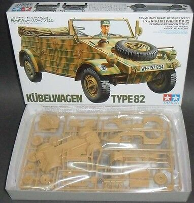 35213 Kubelwagen Type 82  Tamiya 1:35 plastic model kit