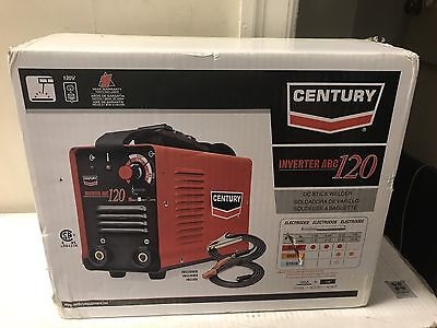 Brand New Century Inverter Arc 120 Stick Welder 120/1/60