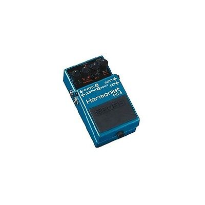 Pedal BOSS PS-6 - Harmonist Octavadores / Pitch