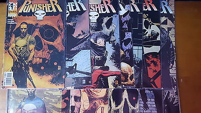 colección completa Punisher Marvel Knights