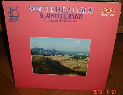 St. Austell Band: White Heritage '72 Carnival