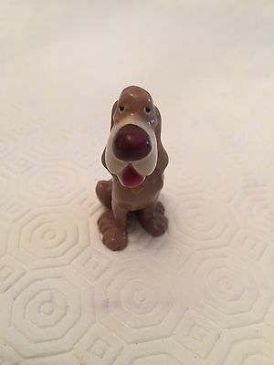 Vintage Wade Disney 'Hatbox Series' - 'Trusty' From Lady And The Tramp Figurine