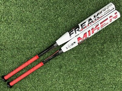 Miken Freak PT PLATINUM Slowpitch Softball Bat Maxload USSSA MFPTMU - NIW - 2017
