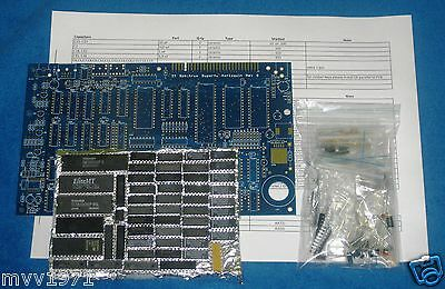 Harlequin rev G Sinclair ZX Spectrum clone DIY kit